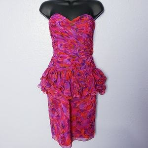 A.J. Bari Prom Party Costume Barbie Whitney 80's